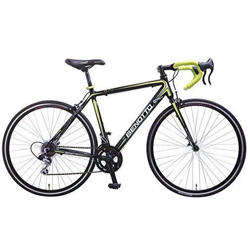 Benotto, Bicicleta de Aluminio Rodada R700C, RRU570701454NE, Unisex, 14 Velocidades