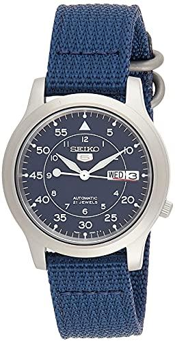 Reloj Seiko para Hombres 37mm, cubierta de Hardflex