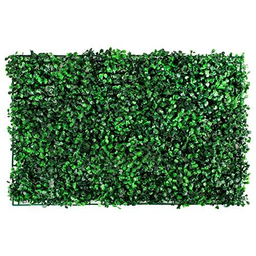 10 Piezas Follaje Artificial Sintetico para Muro O Pared Verde
